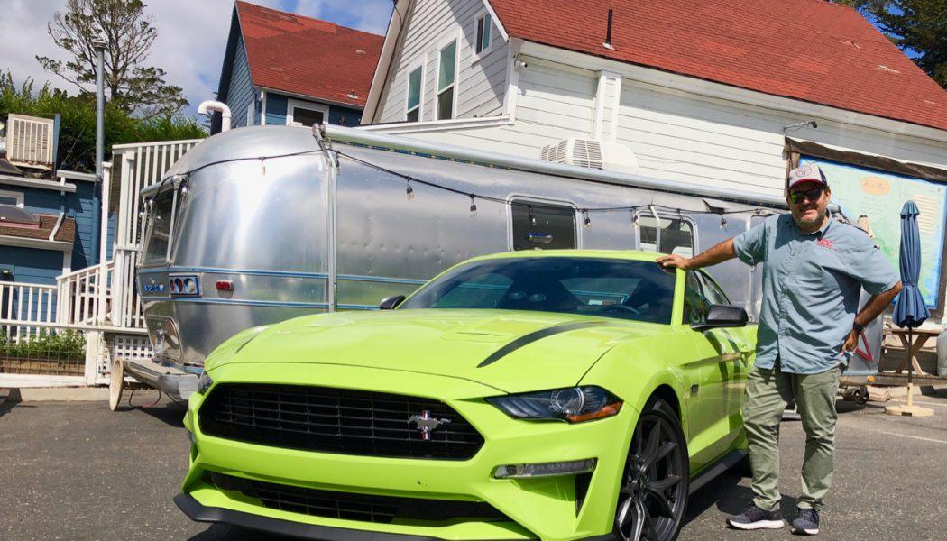 Mustang HPP & JC - 1
