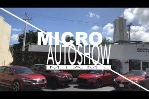 Micro Autoshow en Miami