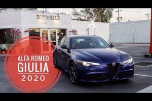 Alfa Romeo Giulia 2020, el exquisito sabor de 280 HP a la Italiana 🇮🇹
